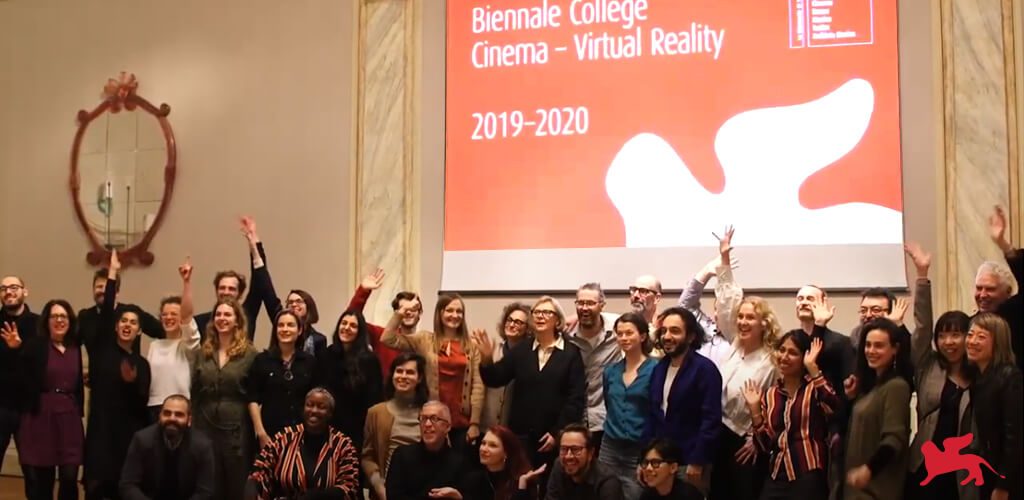 Biennale College - Virtual Reality, 2019-2020 edition