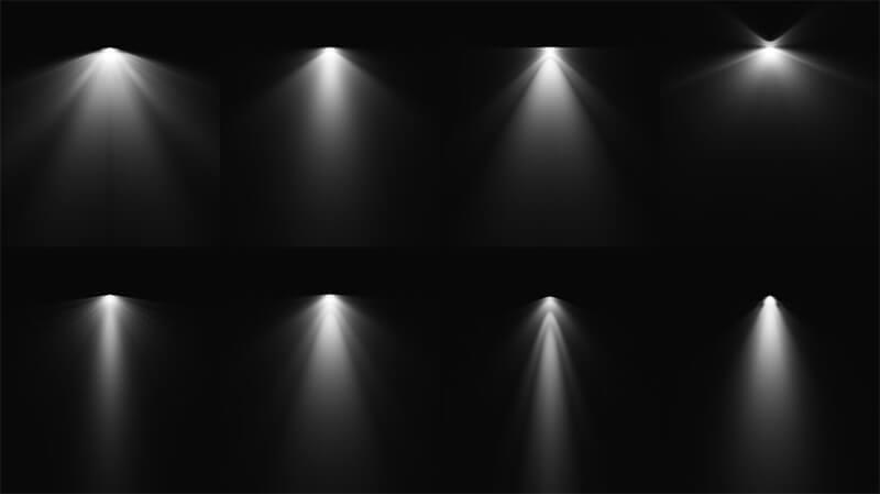 IES lights LeoMoon Studios