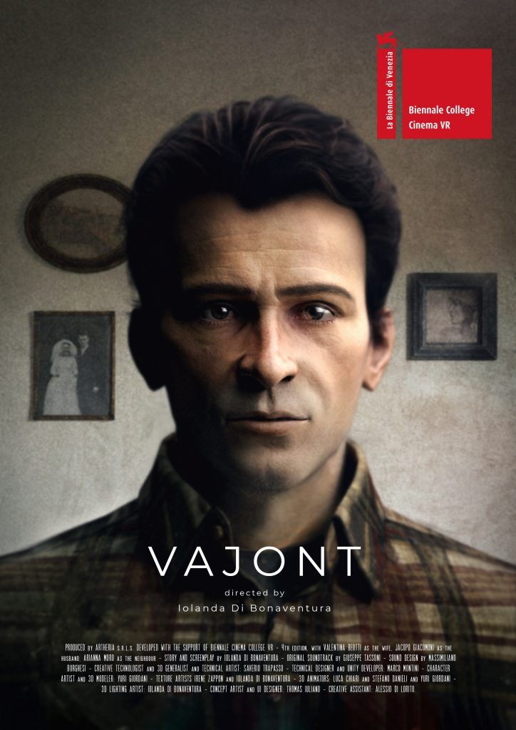 Vajont official poster